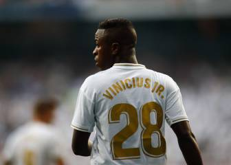 Vinicius looking for a 'reboot' with Brazil
