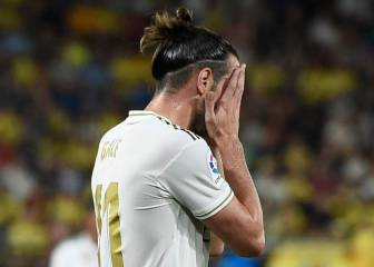 One match ban for Gareth Bale following Villarreal red