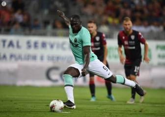 Lukaku says he'll tackle racism head-on after Cagliari chants