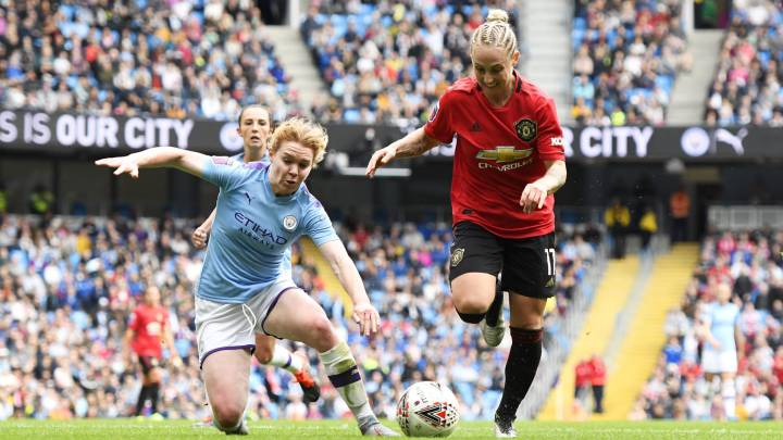 Resultado de imagen para manchester city femenino