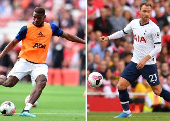 Pogba-Madrid deal unlikely but Eriksen is still possible