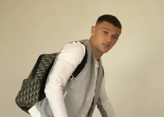 Trippier loving Spain and Atlético Madrid