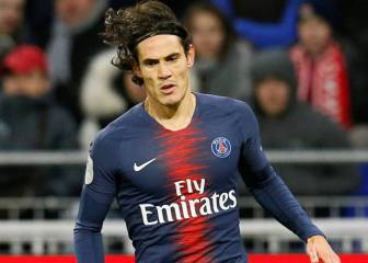 Cavani in line for PSG-Real Madrid UCL return