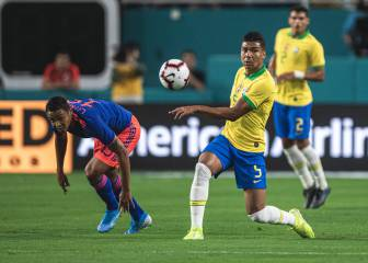 Casemiro the prime candidate to become Brazil captain under Tite
