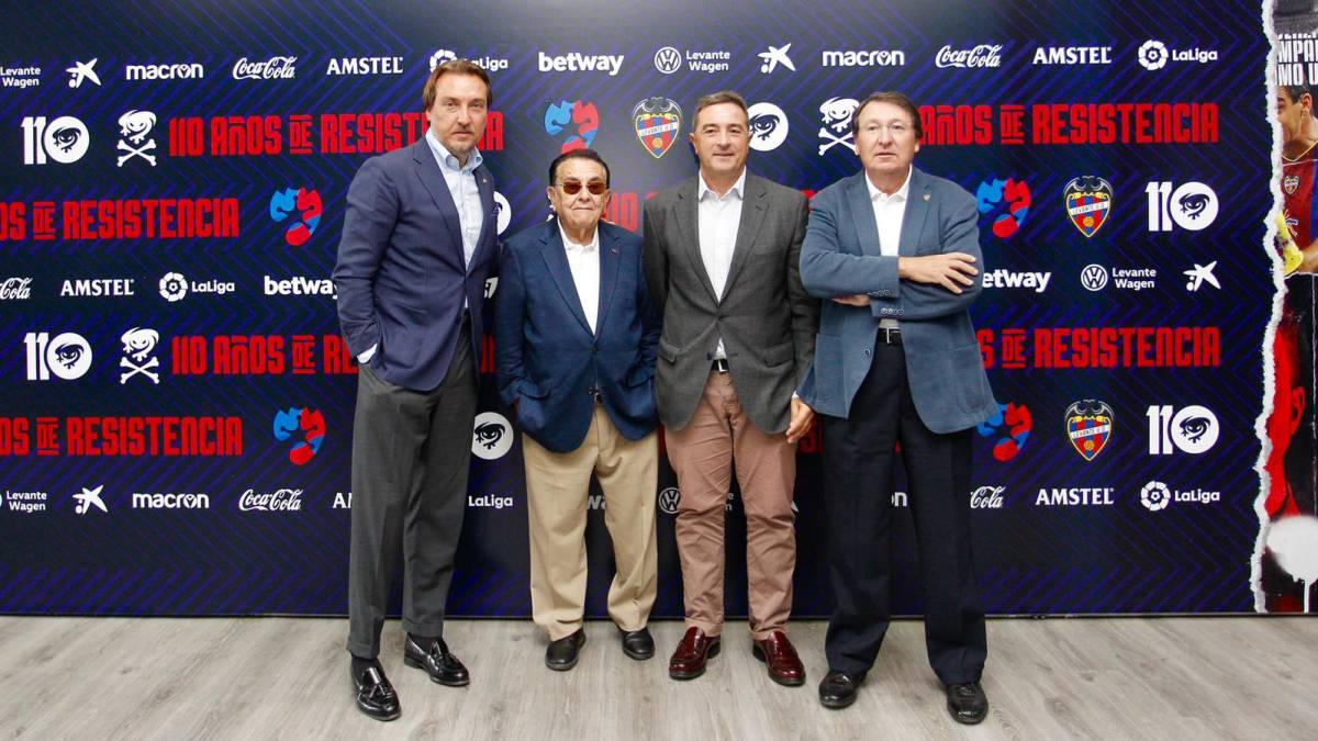 El Levante insistirá a la RFEF que le reconozca la Copa de 1937