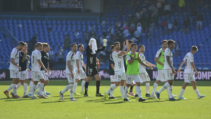 Albacete Balompie Calendario.El Albacete Suma 6 Puntos Con Dos Goles A Favor As Com