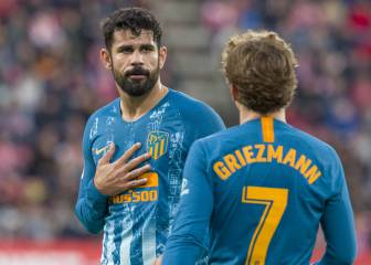 Costa on Griezmann: