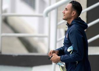 Keylor's new beginning