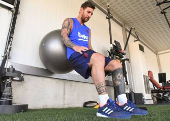 Messi ruled out of Valencia game