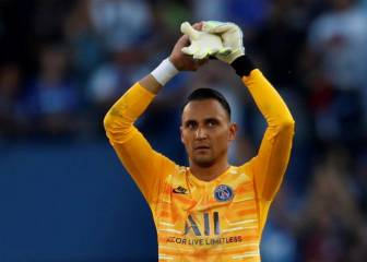 Keylor Navas has no desire for revenge against Real Madrid