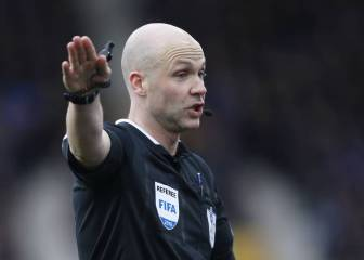 Taylor to take charge of PSG vs Real Madrid
