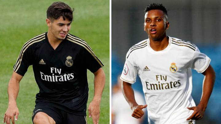 timeless design 21393 aef14 Real Madrid: Rodrygo Goes overtakes Brahim Díaz - AS.com