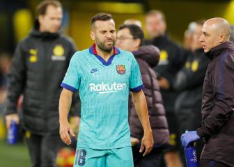 Alba injures hamstring during Dortmund draw