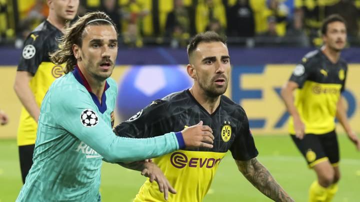 Champions League: resultados, clasificación y grupos; jornada 1