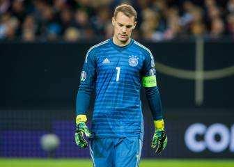 Manuel Neuer considering Germany retirement