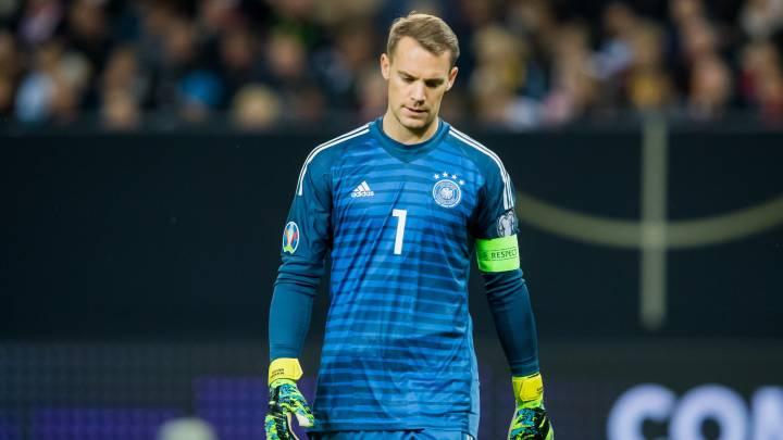 watch a5578 66cdf Manuel Neuer considering Germany retirement - AS.com