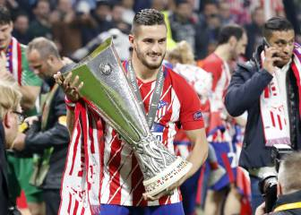 Koke, 10 years at Atleti