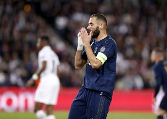 Karim Benzema goes missing on the big occasion