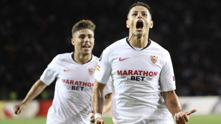 pretty nice 89283 5264f Real Madrid | Sevilla's Chicharito looking to add to Real ...
