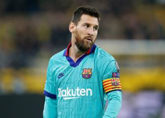 Messi, Griezmann, Suárez era to begin against Granada