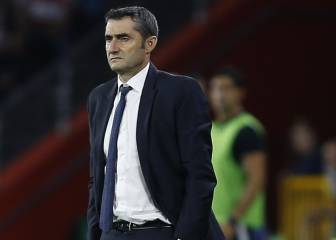 Valverde's third crisis at Barcelona