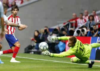 Goal-shy Atlético with only seven goals in six games