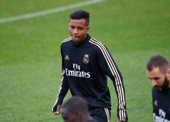 Rodrygo missing for Real Madrid and Castilla