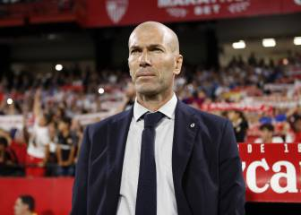 Zidane proud of full squad after Real Madrid win in Sevilla