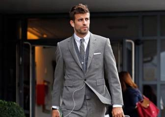 Piqué organises 'therapy' dinner for Barça players only