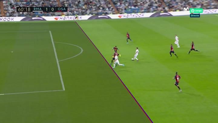 Resultado de imagen de jovic osasuna gol anulado