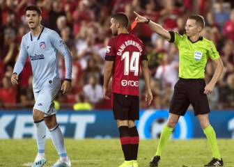 Morata says Sevilla called him more than a