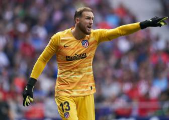 Oblak has outshone Courtois in Madrid