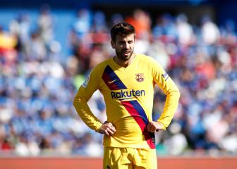 Piqué warns Barcelona bosses again