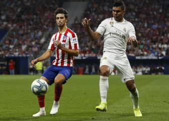 Casemiro's house burgled while he was playing in the derby
