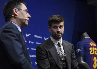 Angry Barça chief seeks Piqué talks after weekend remarks