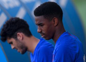 Junior Firpo ruled out of Inter clash, as Barça woes grow