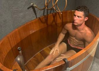 How Cristiano Ronaldo stays in shape