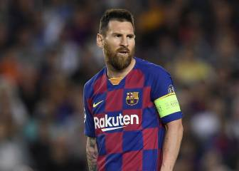 Messi's return brings calm to Barça