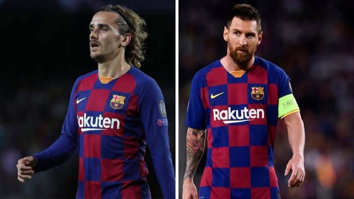 Barcelona | Messi and Griezmann not connecting on the pitch - AS.com