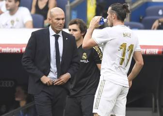 Zidane confirms he will speak to Bale over late arrival