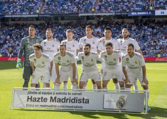 Real Madrid player-by-player match ratings