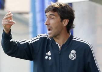 Raúl yet to find the groove as RM Castilla draw again