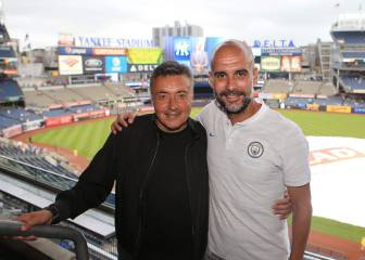 Domènec Torrent, el exayudante de Guardiola que ha encumbrado al New York City