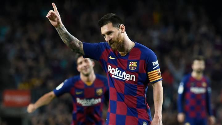 Lionel Messi has no regrets over Champions League failure last season