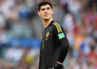 Courtois busca reencontrarse