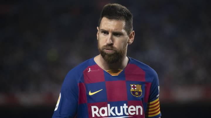 """Messi: """"Pensé que Neymar se iba al Madrid si no venía acá"""""""