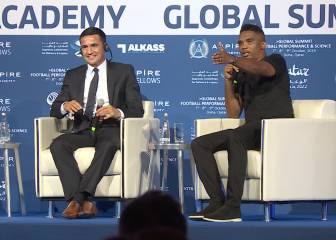 Eto'o y Cahill, estrellas en la gala del Aspire Global Summit de Doha