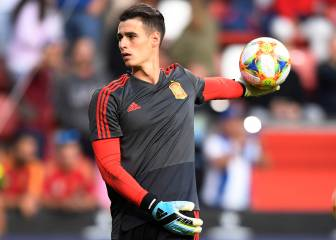Kepa on Madrid interest:
