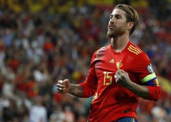 Ramos wants to play in Euros and Olympic games this summer