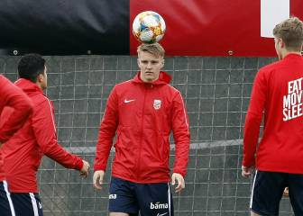 Odegaard relishing clash with 'teammates and friends'